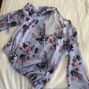 Never worn, size small blouse